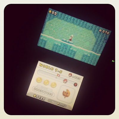 new super mario bros. 2 for the nintendo 3ds
