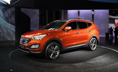 Indonesia Kedatangan Mobil Hyundai Santa Fe Sport 2. 4L