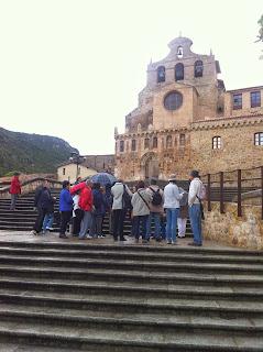 Monasterio de Oña - Estudio de las artes