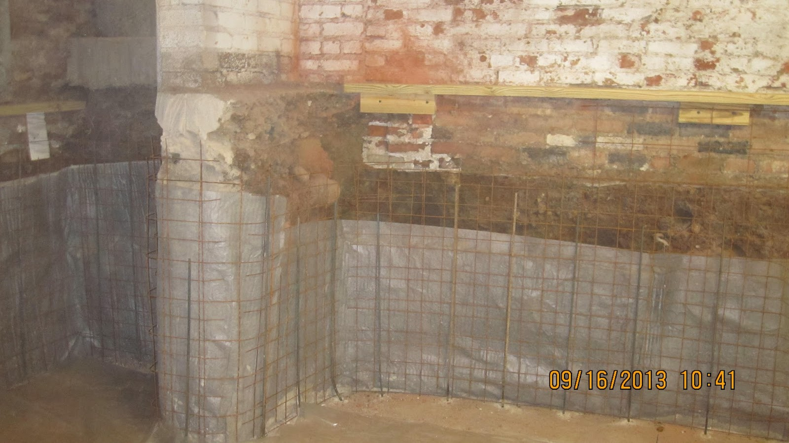 slab deepening basement anand enterprises project kour1j1201