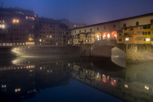 Ponte Vecchio :: Canon EOS5D MkIII | ISO100 | Canon 24-105@24mm | f/8 | 10s