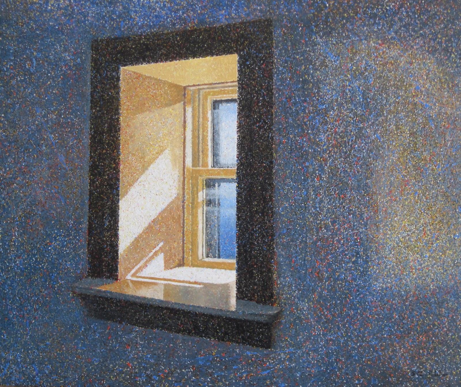 Steven Rhude - Paintings: February 2013