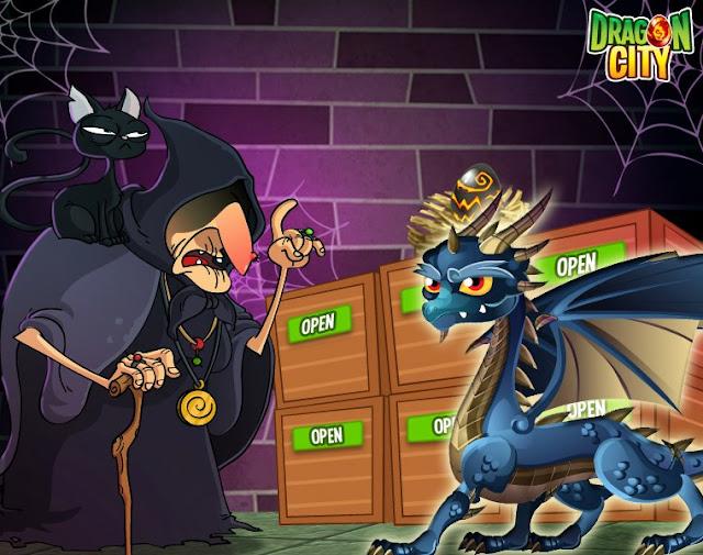 imagen del dragon azul en el mercado negro del dragon