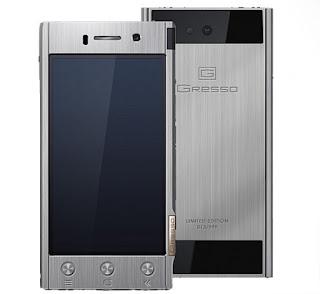 Android-смартфон класса Люкс