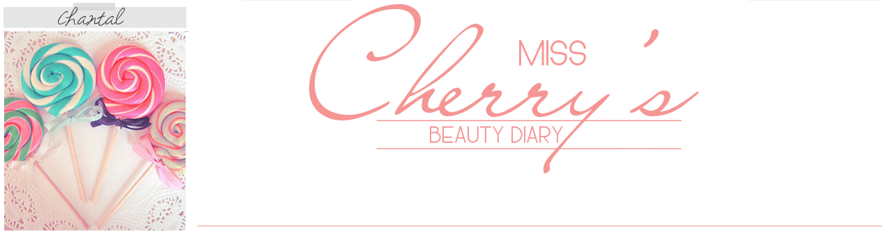 Miss Cherry's | Beauty Blogger
