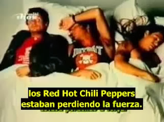 Behind the Music - Red Hot Chili Peppers