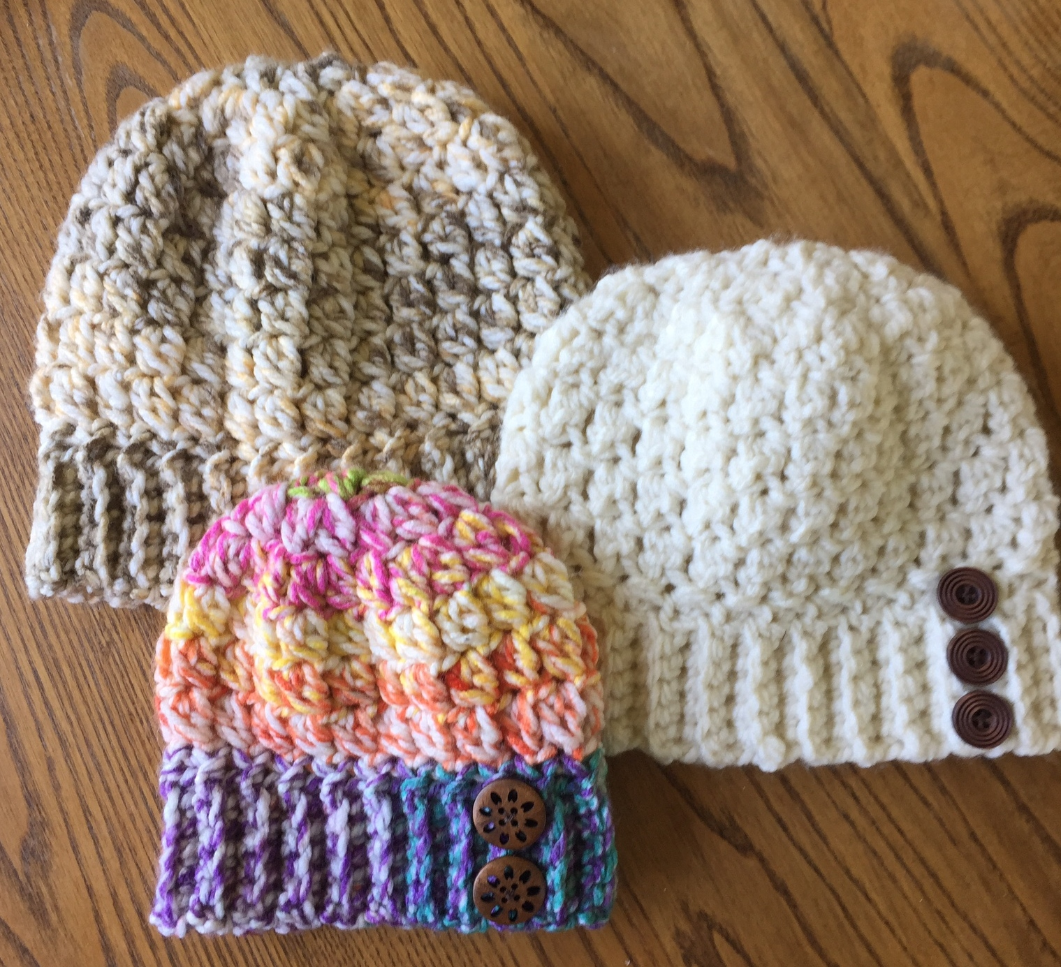 Bulky Yarn Child Hat Pattern Crochet : Free Crochet Pattern: The Bristol Hat