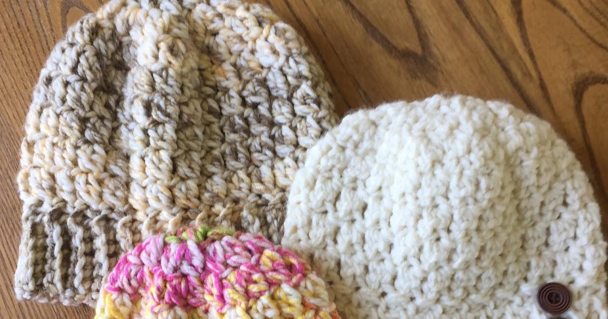 Skein and Hook: Free Crochet Pattern: The Bristol Hat