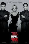 This Means War, Poster