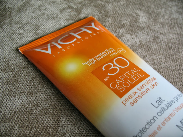 Vichy Capital Soleil SPF30 Milk Skin Cell Protection