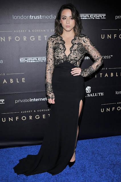 Actress, Singer, @ Chloe Bennet - Unforgettable Gala at the Asian American Awards in Beverly Hills