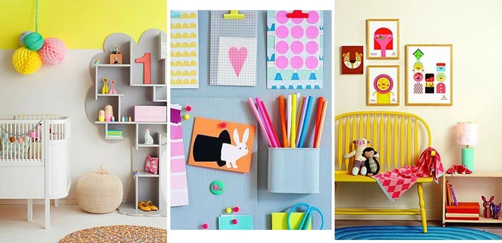 Colores para habitaciones infantiles ideas de disenos - Colores habitaciones infantiles ...