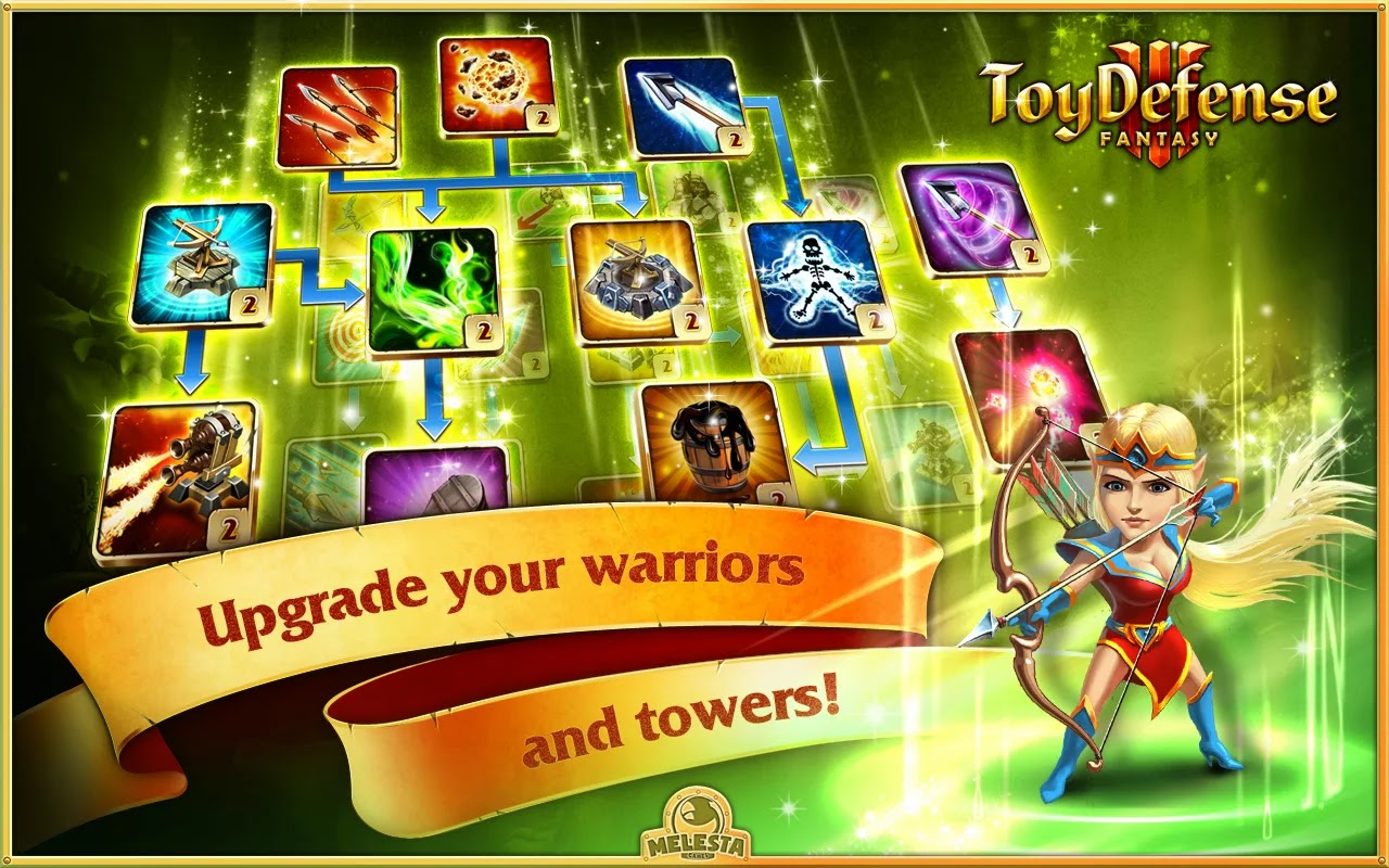 Toy Defense 3: Fantasy v1.8.1 Mod [Unlimited Money]