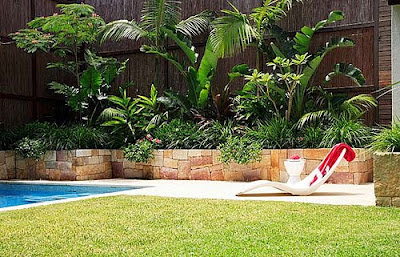 Backyard Pool Landscape Ideas You Can Add To The Beauty And Make Every