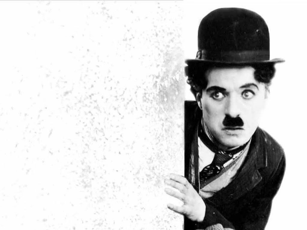 Chatter Busy: Charlie Chaplin Quotes