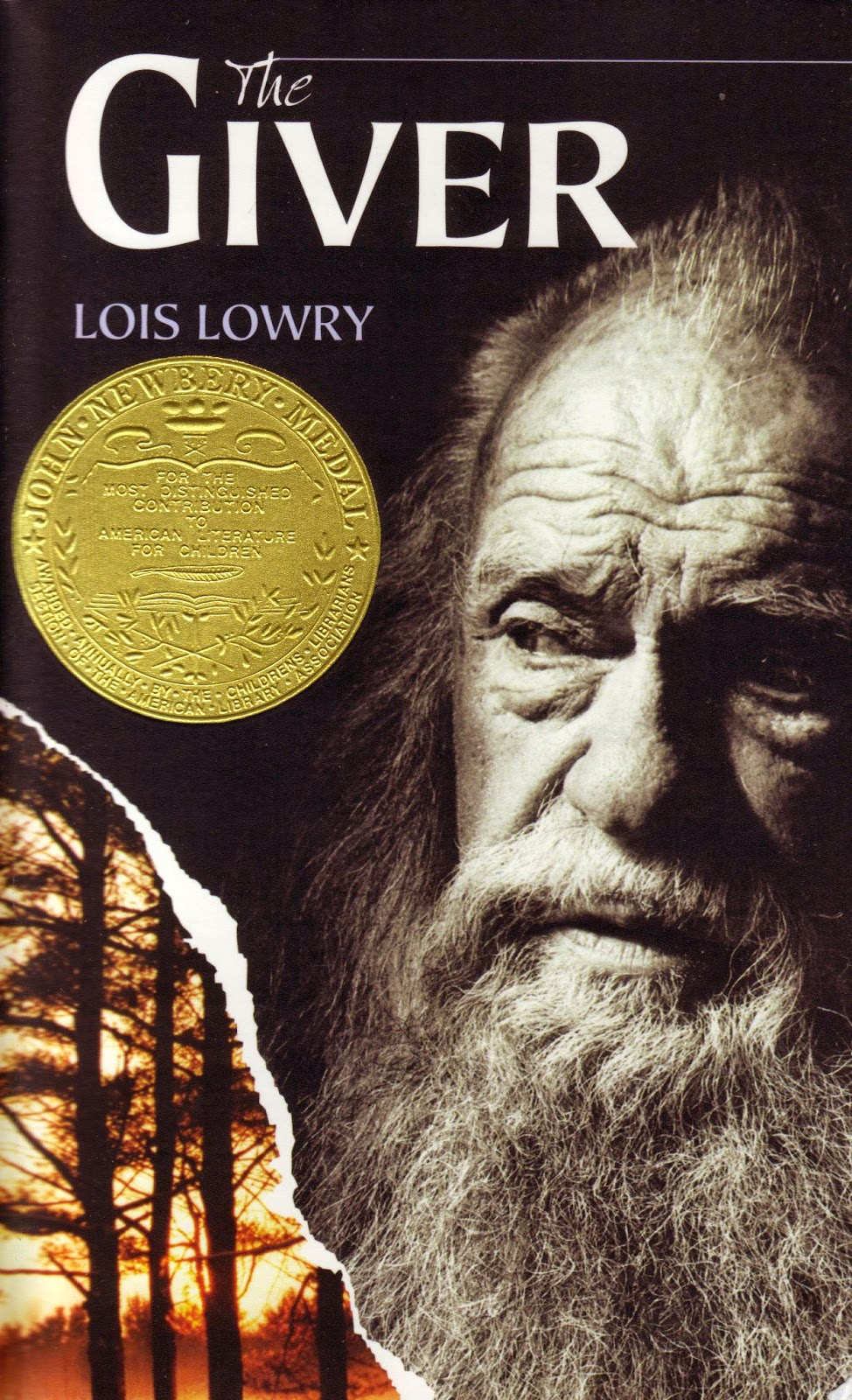 the giver quartet book 1 cover hd large paperback edition hardcover by lois lowry dystopian middle grade young adult 1993