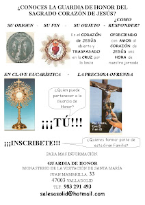 Guardia de Honor del Corazón de Jesús