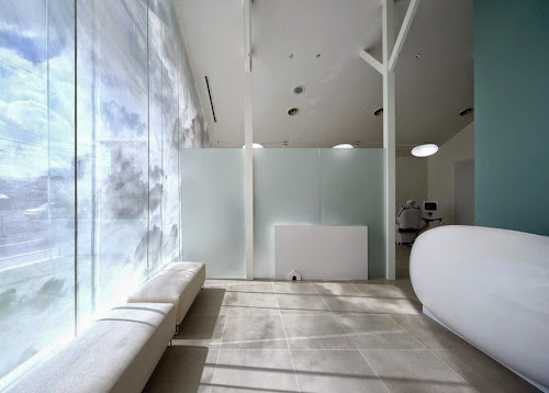 Hirose Dental Clinic by eleven nine interior design office