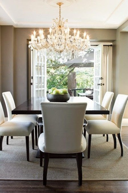 South shore decorating blog top 25 beautiful dining rooms for Best transitional dining rooms