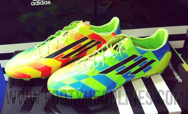 adidas f50 crazylight 2014