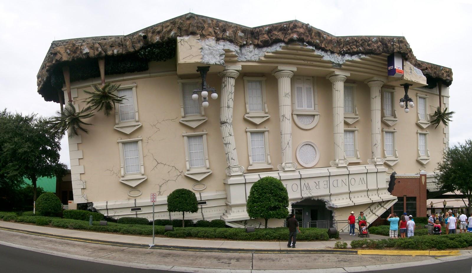 7 Bangunan Unik dan Spektakuler di Dunia