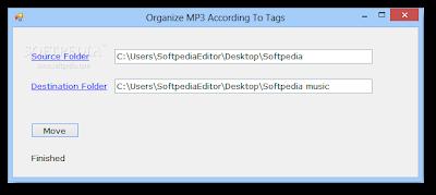 Free mp3 Organizer | Organize MP3 According To Tags