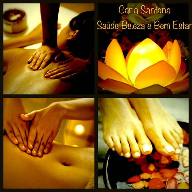 Carla Santana Fisioterapeuta Dermato Funcional.