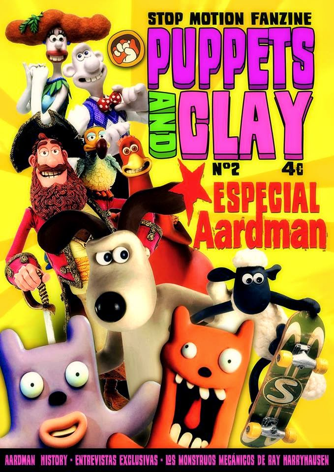 Puppets & Clay Nº2