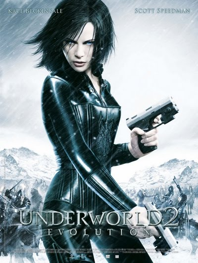 Underworld Evolution Movie Poster 2006