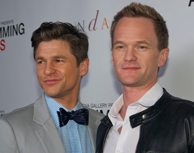 David Burka and Neil Patrick Harris