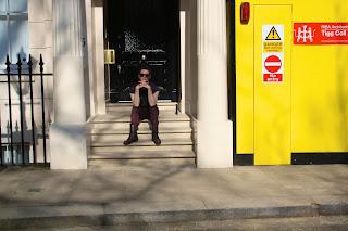 Ciaran Dunne Modelling Fashion