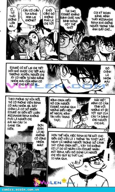 Detective Conan - Thám Tử Lừng Danh Conan chap 586 page 15 - IZTruyenTranh.com