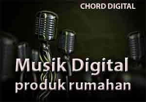 Chord Digital, musik digital logo