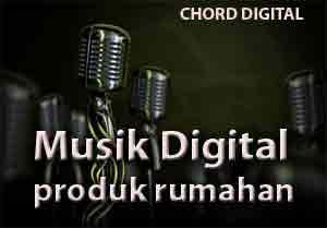 Chord Digital, musik digital logo