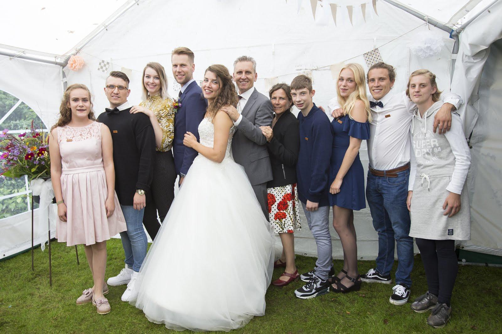 Bruiloft Pieter en Liese