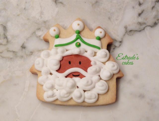 galletas de Navidad con glasa - 6