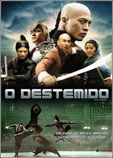 Download - O Destemido DVDRip - AVI - Dual Áudio