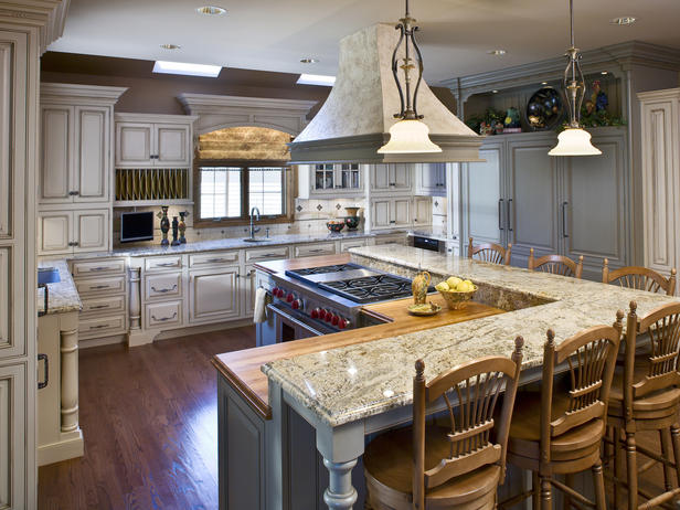 modern furniture traditional kitchen decorating design