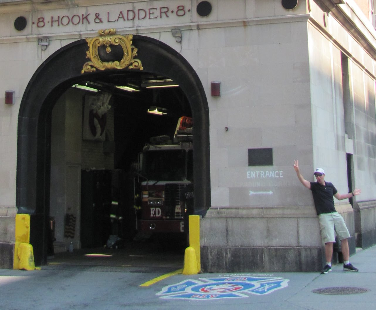 Ghostbusters Tour: The Firehouse