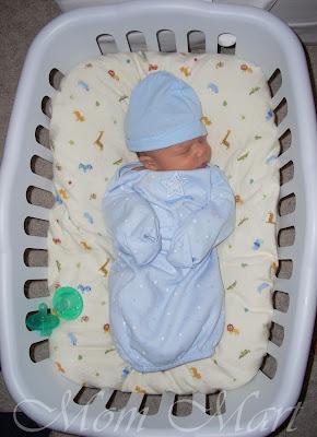 My son William