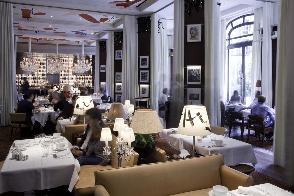 The style saloniste december 2011 - Royal monceau la cuisine ...