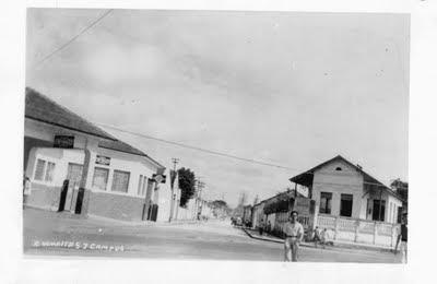Fotos antigas de São José dos Campos