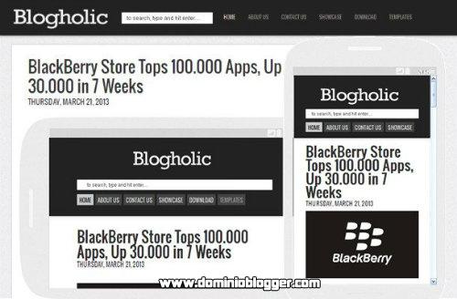 Blogholic para blogger