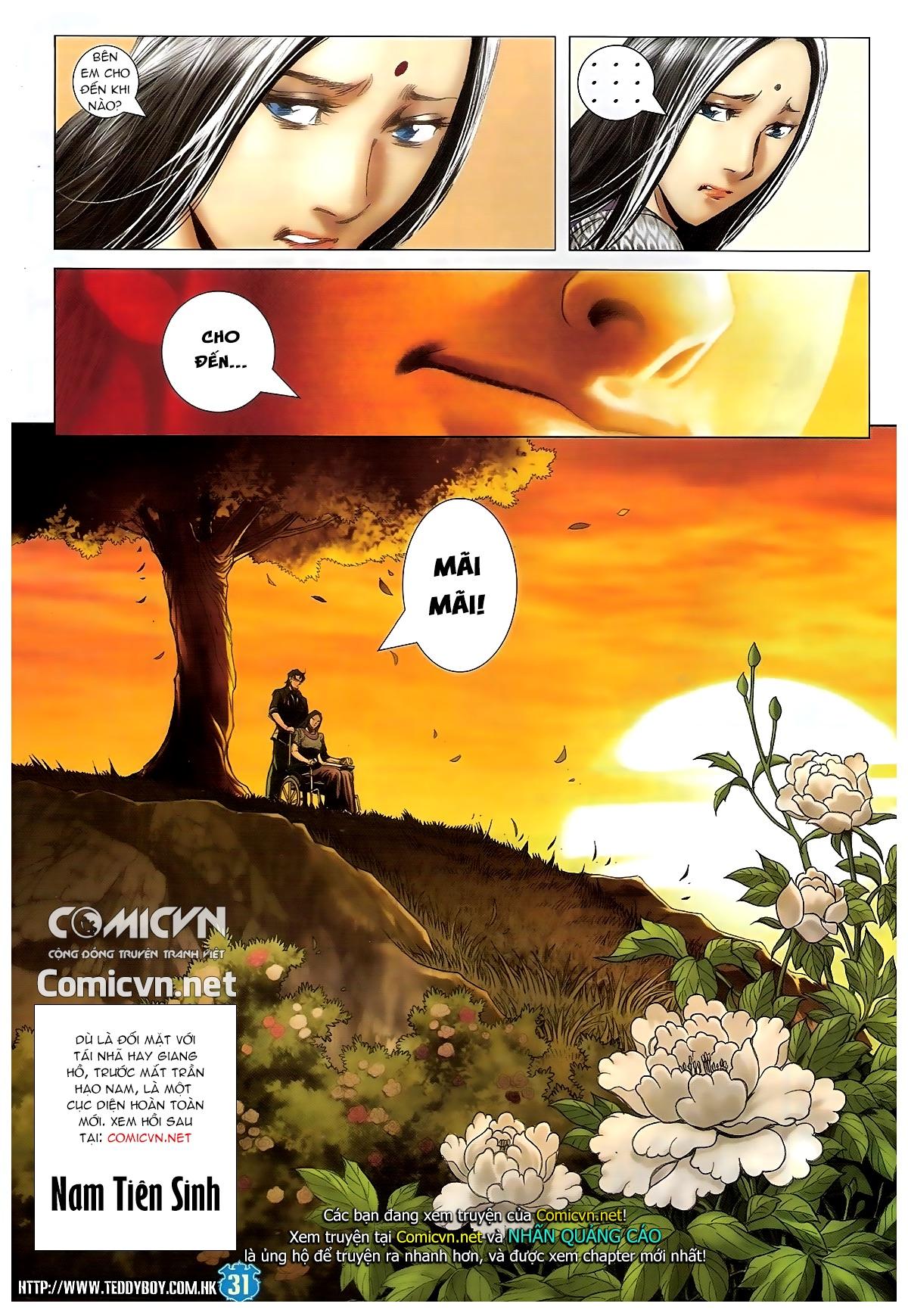 Người Trong Giang Hồ Chapter 1433 - Hamtruyen.vn
