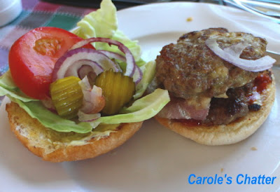 Beef-and-bacon-burger-Caroles-Chatter