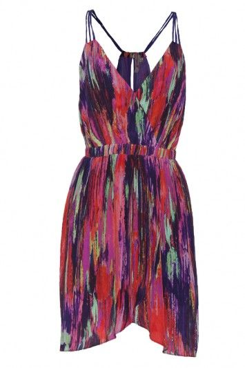 Fabulous Printed Summer Dress