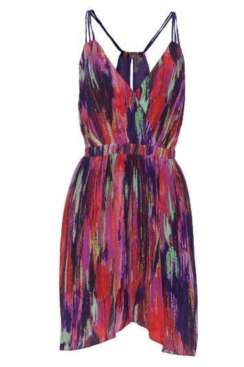 Fabulous Printed Summer Dress
