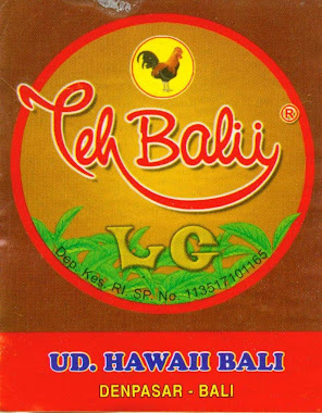 "TEH BALI ""PL HAWAAII BALI"""