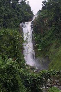 Air Terjun Curup Tenang (99 meter)