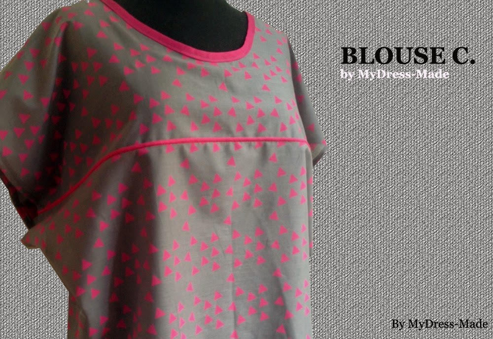 Blouse C. by MDM